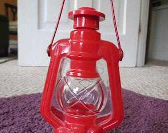 1970 Avon Wild Country Lantern Perfum bottle