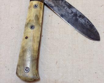 Spanish vintage penknife