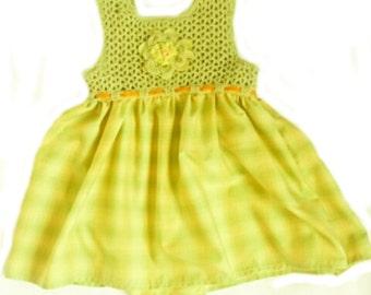 sweet pea dress