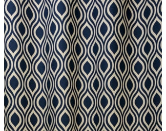 Upholstery Fabric Premier Prints Indigo Laken Nicole  Premier Prints Home Decorator Fabric By the Half Yard