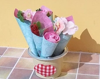 Flowers for a Dolls House Shop