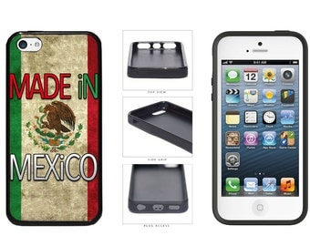 Made In Mexico Phone Case - iPhone 4 4s 5 5s 5c 6 6 Plus 7 iPod Touch