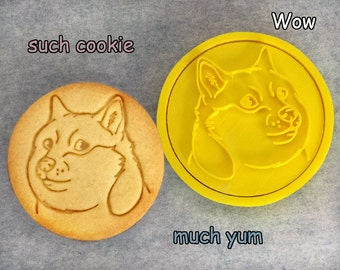 Doge Cookie Cutter