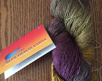 Blue Heron Yarn-Old Gold on sale for 30. Normally 48.
