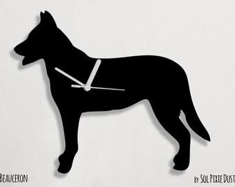 Beauceron Dog - Wall Clock