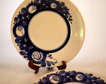 Luzerner Keramik Salad Plates