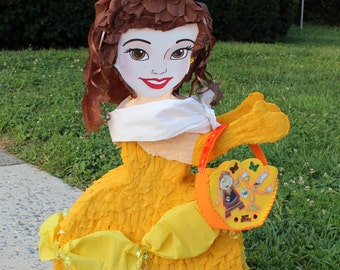 Princess Belle or Beast pinata...!