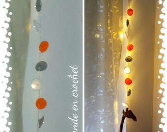 Mini light Garland