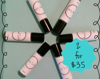 """Choose Two """"Stick"""" Holistic Essential Oil Blends, Choose your own set"""