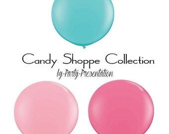 Candy Shoppe Collection Boutique Balloon Pack