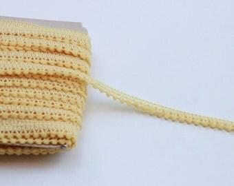 Gold mini pom pom trim - Gold trim - Gold pom pom sewing notion