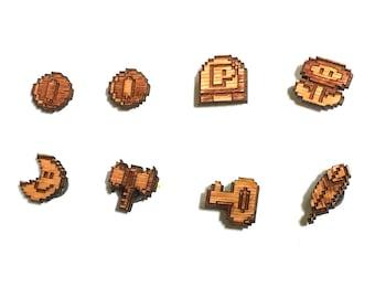 Mario Sprites Magnet Set
