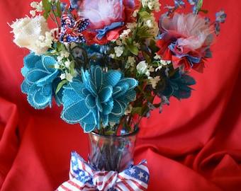 Patriotic Pride Bouquet