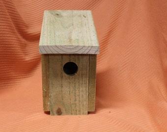 "Blue Bird House  ""REDUCED"""