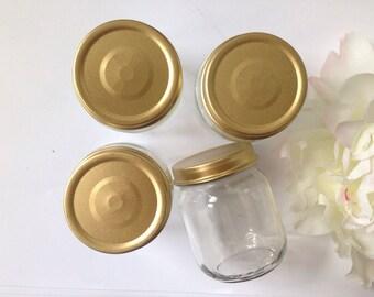 Party/wedding favor jars set of 4