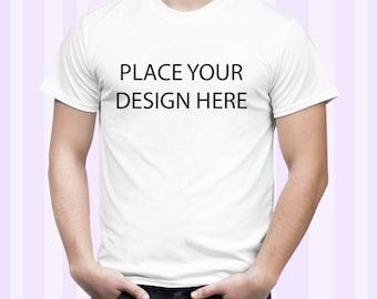 Custom Design Place Anything Here Men Shirt