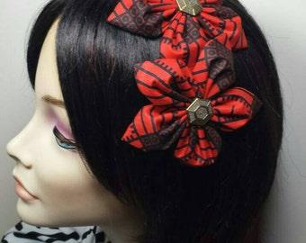 Ankara headband