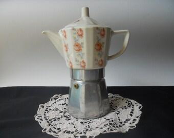 Coffe maker/ Italian coffe maker/Vintage coffee maker