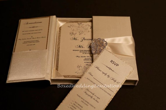 Seal And Send Wedding Invitations Trendy New Designers – Luxury Wedding Invitations in Boxes