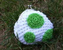 Free Yoshi Egg Crochet Pattern : Popular items for crocheted yoshi on Etsy