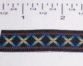 30 yards Jacquard ribbon trim