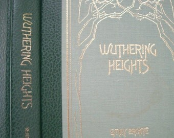 20% OFF Wuthering Heights by Emily Bronte: Reader's Digest The World's Best Reading Edition, 1983 Was 18.00 Now