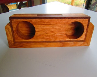 MADE TO ORDER - Galaxy S5 Soundbox / cell phone amplifier / passive phone amplifier / speaker