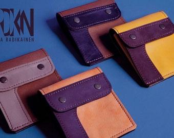 Handmade Unique Genuine Leather Wallet