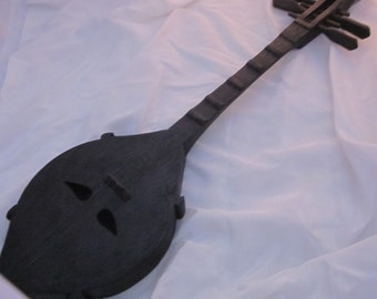 Antique Asian String Instrument