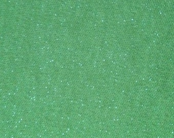Green Glitter Infinity Scarf (Child)