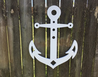 SALE**** Anchor Large Wall Art  Indoor / Outdoor