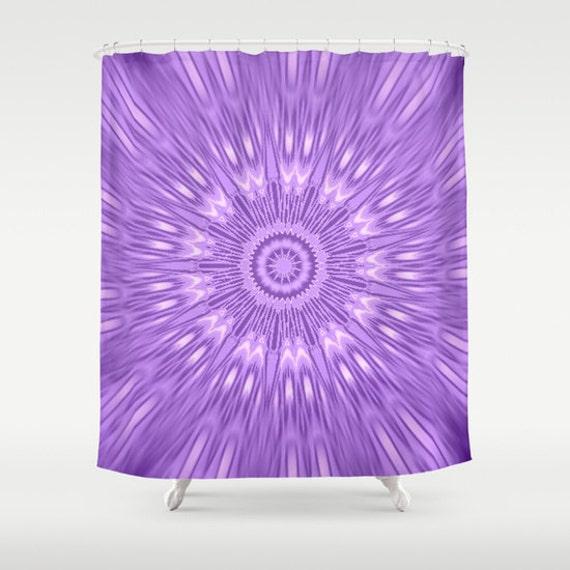 Shower Curtain, Purple Shower Curtain, Lavender Shower Curtain ...