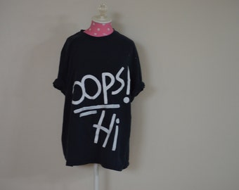 "Larry Stylinson ""OOPS! HI"" Shirt"