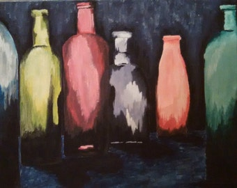 Luminescent Bottles