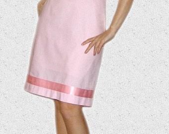 Cotton - linen dress