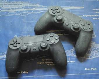 Playstation (PS4) controller handmade Parody Soap – Novelty, gift, birthday present, retro gamer, geek, nerd, playstation