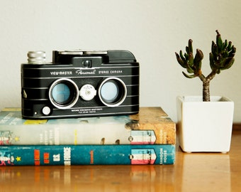 Vintage View Master Stereo Camera