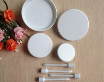 FREE SHIPPING! Decorating Nail Set - Flowers - Decorative cakes - Cakes