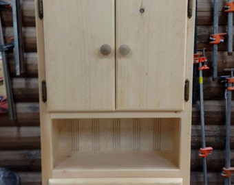 Bathroom wall cabinet - 3 door