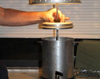 Perculator, Stash-Can Lamp