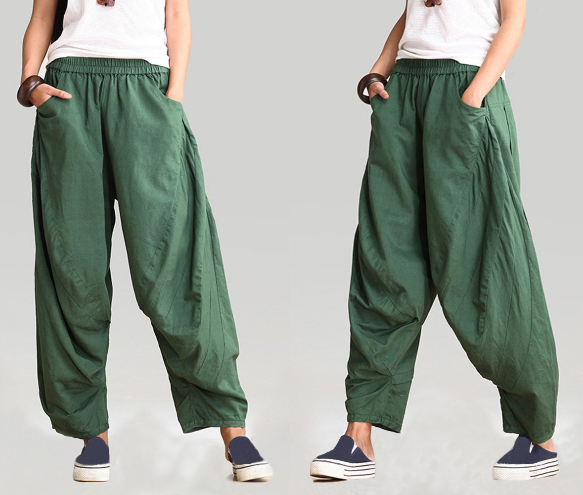 linen pants women/linen pants for women/women's