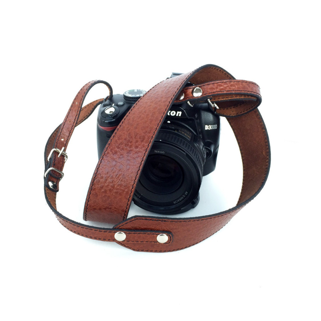 Camera Strap Leather Camera Strap Personalized by ... - photo#25