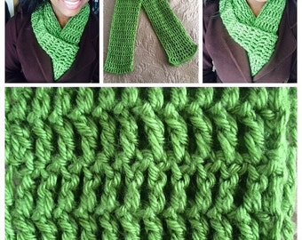 Granny Smith scarf