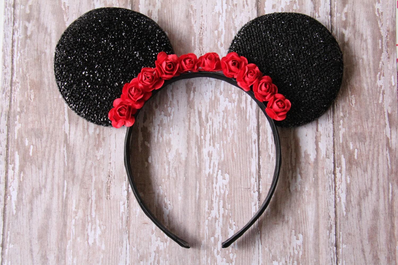 flower mickey ears mickey ears minnie mouse ears disney
