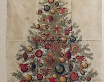 Quilt Kit - Tinsel and Thyme + Christmas (Holiday) Wall Hanging