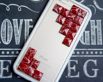 Red Studded iPhone 6 Case