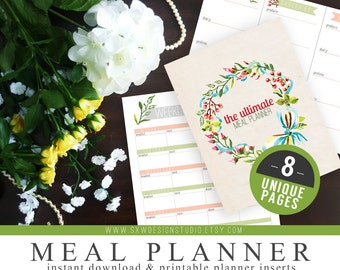 Ultimate Business Planner Organizer Kit Instant Download