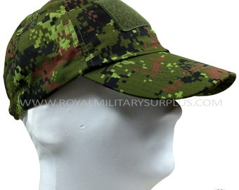 Tactical Cap - Canada Army Digital Canadian Camouflage - CADPAT (Temperate Woodland)
