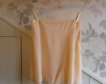 1920s/30s peach tap panties/ knickers