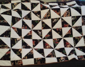 Cowboys and Indians Quilt